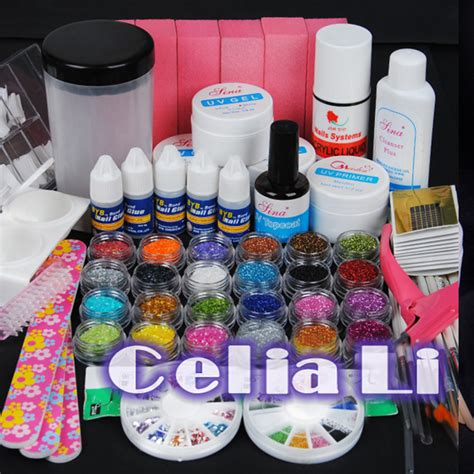 Nail Gel Kit With Uv L by 7 Days Delivery Usa Dispatch Uv Gel Nail Kit Nail