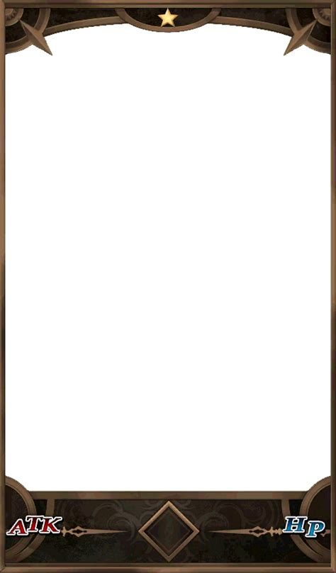 fate go card template 페이트 그랜드 오더 시뮬레이터 헝그리앱