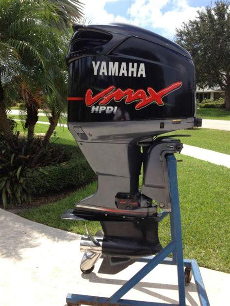 yamaha boat motors 200 hp buy 2005 yamaha 200hp 200 hp vmax hpdi outboard motor v