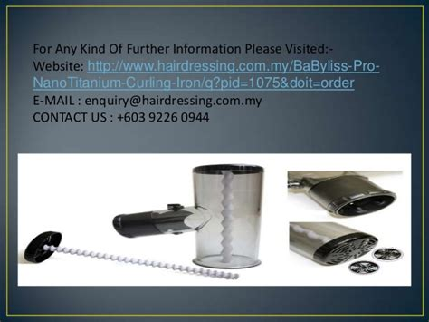 Babyliss Pro Hair Dryer Malaysia babyliss malaysia unique hair tools for grooming curling