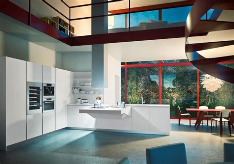 Kitchen Story by Modern Italian Kitchens From Snaidero