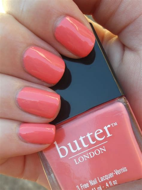 butter london nail polish colors butter london trout pout i own this and love it it s