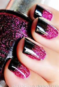 two color nails magnificently two toned nail applying ideas for