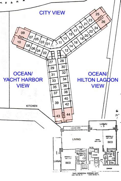 ilikai hotel floor plan ilikai apartments honolulu hawaii condo by hicondos com