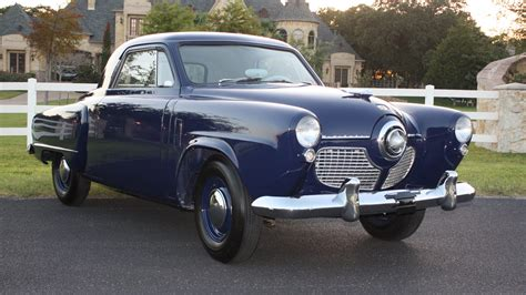 1951 studebaker chion business coupe f212 1 dallas 2014