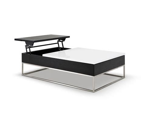 white coffee tables with storage dreamfurniture com p209a modern white coffee table