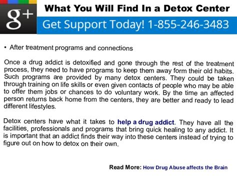 Travel To Detox Center by What You Will Find In A Detox Center