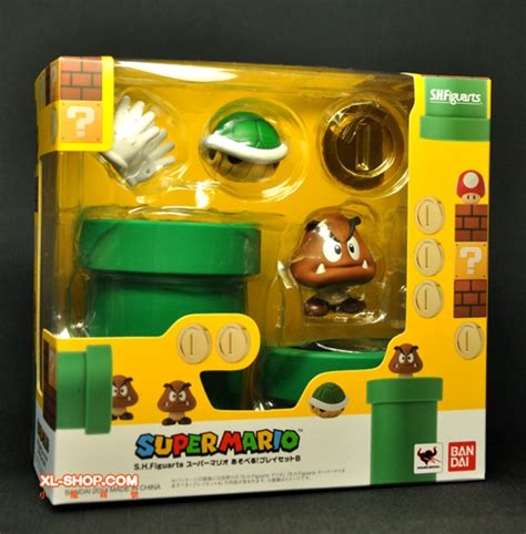 Shf Mario Gumba And Pipo Diorama Set B xl toys forum view topic 05 29 thu japan shipment today