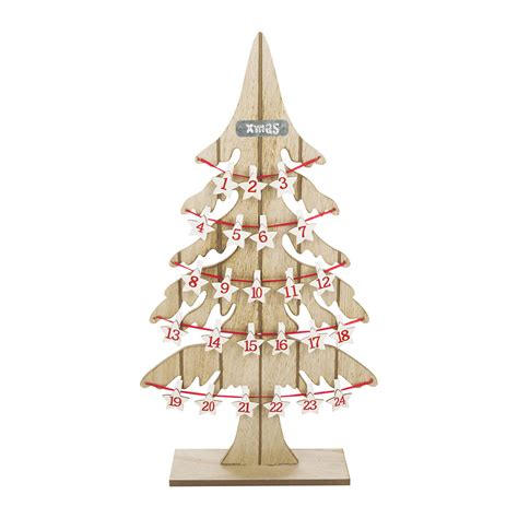 Tree Advent Calendar Buy A By Amara Wooden Tree Advent Calendar Amara
