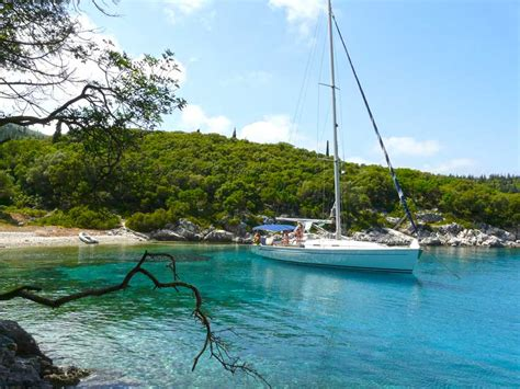 catamaran flotilla greece naleia yachting sailing holidays flotilla sailing