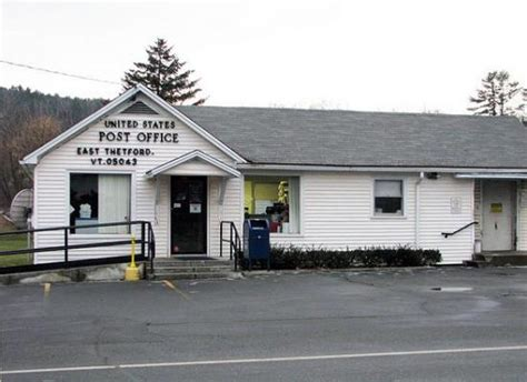Hartland Post Office by New Views At Rural Post Offices A Steady Erosion