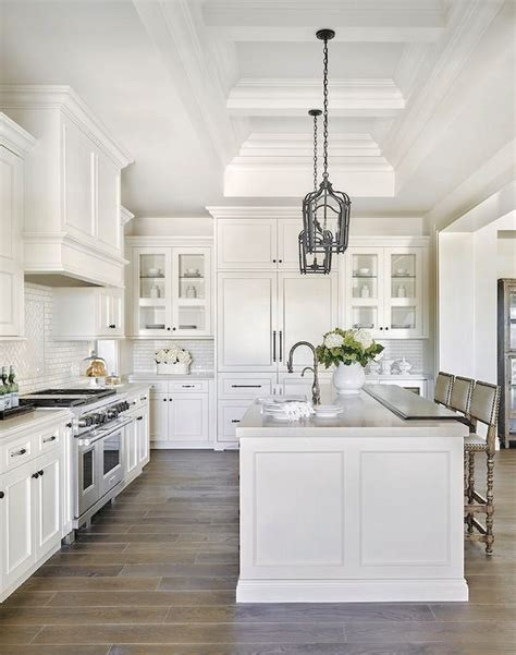 white and wood kitchen best 25 luxury kitchens ideas on luxury