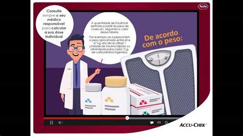 Blutzuckermessgerät Accu Chek 304 by Curso De Contagem De Carboidratos O Dr Accu Chek