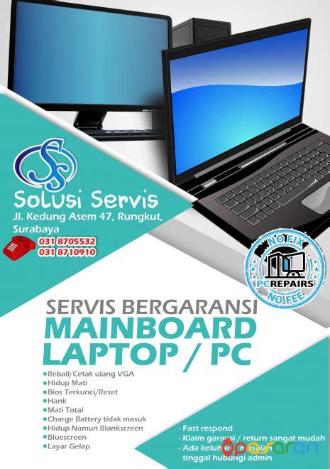 jasa service instal ulang panggilan servis laptop surabaya