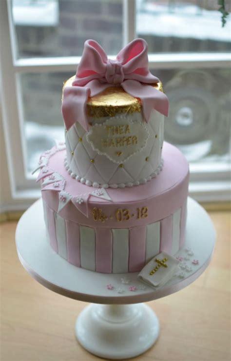 christening cakes  baptism cakes hampshire dorset coast cakes