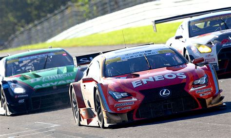 lexus racing team auto buzz disappointment for lexus racing teams in