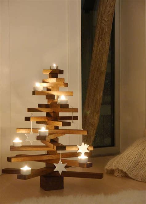 weihnachtsbaum aus holz weihnachtsbaum baumsatz raumgestalt i holzdesignpur