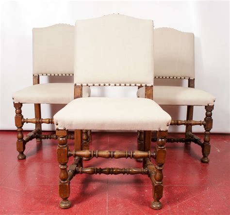 Jacobean Dining Room Furniture by 6 Jacobean Style Dining Chairs At 1stdibs