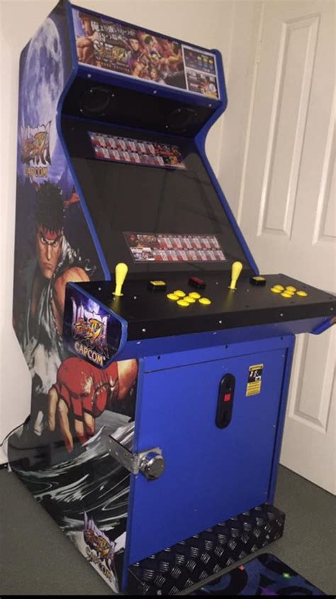 street fighter 4 arcade cabinet ultimate ultra street fighter 4 arcade cabinet arcade punks