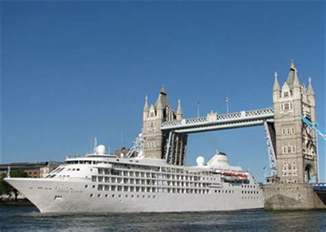 thames river cruise time schedule cruise ship silver cloud picture data facilities and
