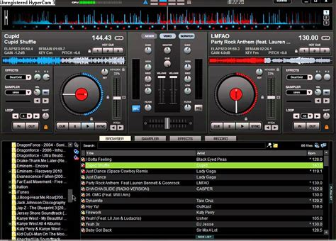 Tutorial Dj Online | virtual dj 7 tutorial basics youtube