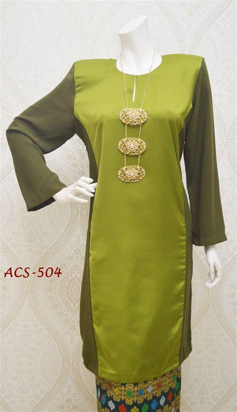 Baju Songket Borneo baju kurung sutera thai bercorak songket tribal koleksi anggun cenderawasih sale saeeda