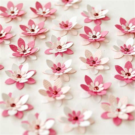 Handmade 3d Flowers - best 25 handmade paper flowers ideas on 3d