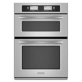Oven And Toaster Combination Shop Kitchenaid Self Cleaning Convection Microwave Wall