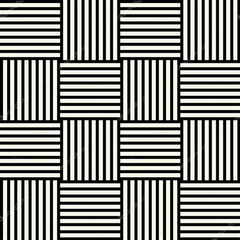 patterns of the black and white keys abstract geometric black and white seamless pattern