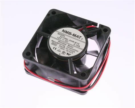 2410ml 04w b10 b00 nmb mat 12 vdc fan 2031000356