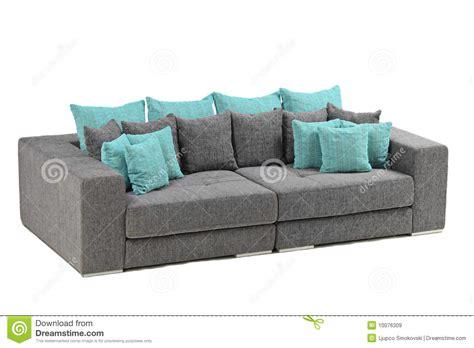 vue couch vue moderne de sofa images libres de droits image 10076309