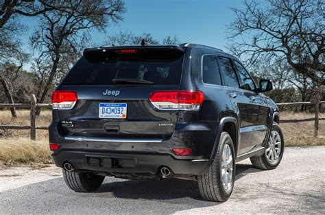 Next Jeep Grand by Report Jeep Delays Next Grand By At Least A Year