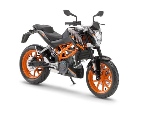 What Is The Price Of Ktm Duke 390 Automaxx Unleashes 1 12 Scale Ktm Duke 390 And Ktm 1190
