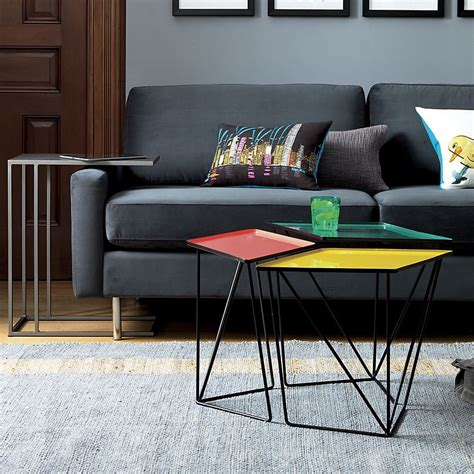 set of 3 tables 20 modular coffee table ideas