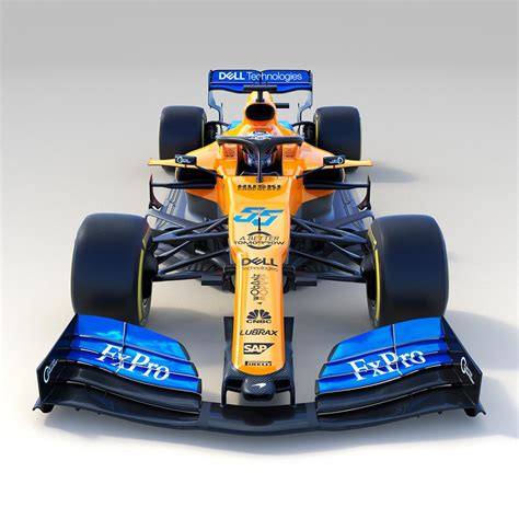 2019 Mclaren F1 by Mclaren Launches Its 2019 F1 Car Mcl34