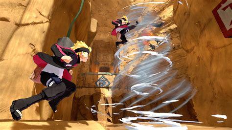 boruto online game naruto to boruto shinobi striker shows online gameplay