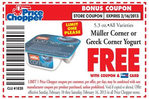 free printable grocery coupons price chopper price chopper archives mojosavings com