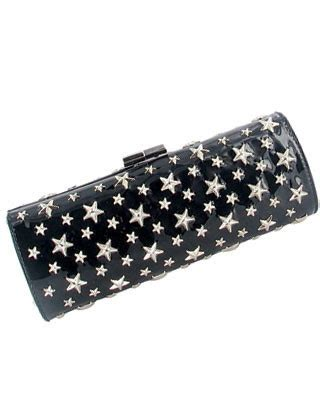 Beckham Carries Jimmy Choos Day Clutch by Couture Carrie Your Patriotic Duty