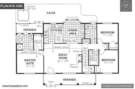 planos casas americanas planos de casas de co de 1 piso arquitectura de casas