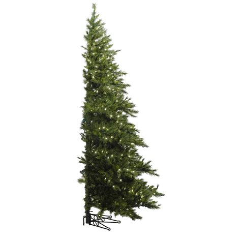 9 foot westbrook pine half christmas tree lights a803981