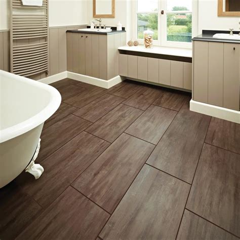 Laminate Floor In Bathroom by Slate Laminate Flooring For Realistic Effect Anywhere