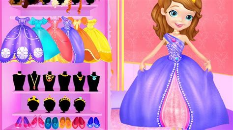 gamis gladies dress by shofiya disney princess sofia makeover play
