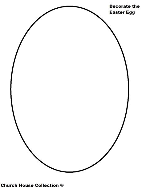Easter Coloring Pages For School Egg Coloring Page