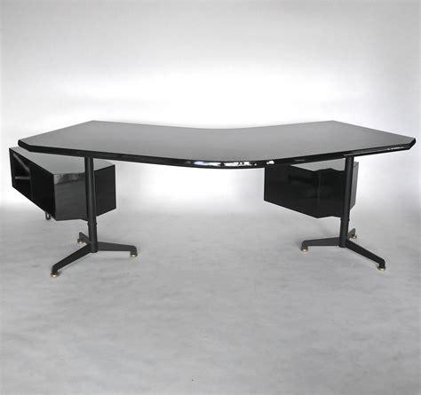 Boomerang Desk by Boomerang Desk By Osvaldo Borsani At 1stdibs