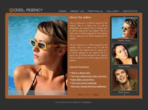 free css templates for online advertising agency free fashion website templates 60 free css