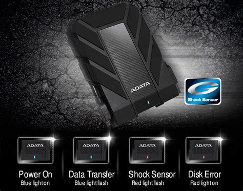 Zeuskomp Adata Hd710 Pro 2tb Hardisk Eksternal External Antishock Wat hd710 pro external drive adata