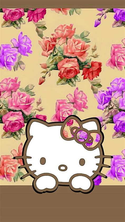 Hello Bows Wallpaper