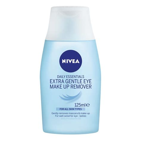 Makeup Remover Nivea buy daily essentials gentle eye make up remover 125