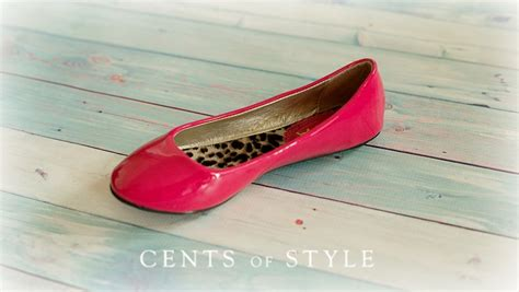 Flirty Flats by S Patent Ballet Flats In 6 Flirty Colors