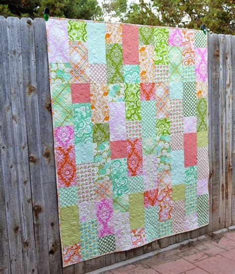 Quarter Quilt Patterns 25 Best Ideas About Quarter Quilt On